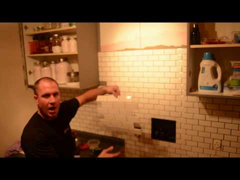 Laundry Room Series - E2 Backsplash