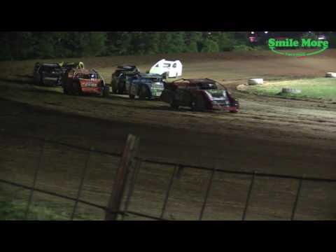 A Mods Feature Race Monett Motor Speedway 6.16.17