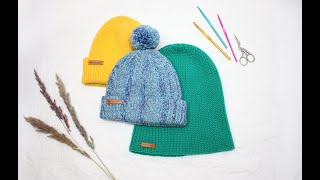 ШАПКА крючком + 💥 БОНУС 💥 11 красивых шапок!