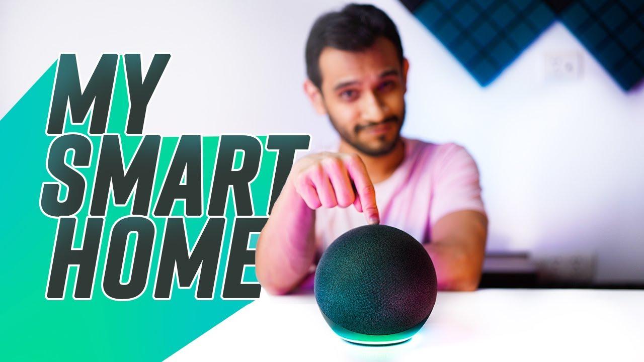 Basic Smart Home Setup Using Echo Alexa - 2021💡
