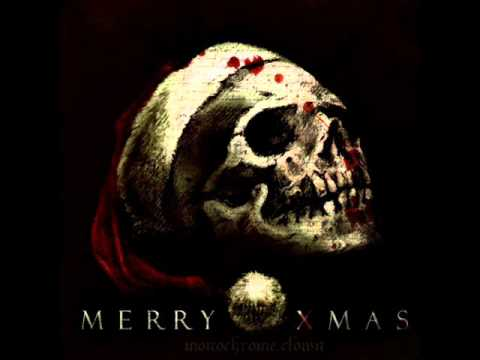 xmas frosty the snowman heavy metal punk xmas christmas - Heavy Metal Christmas
