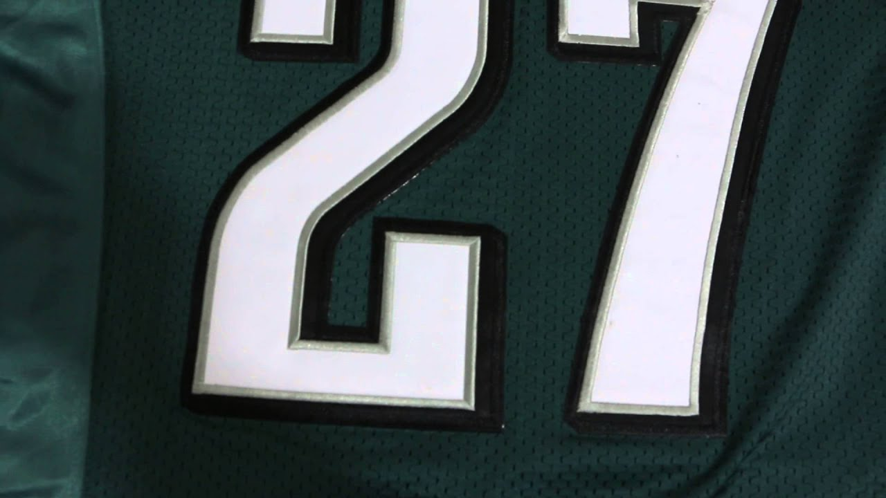 jersey number 27