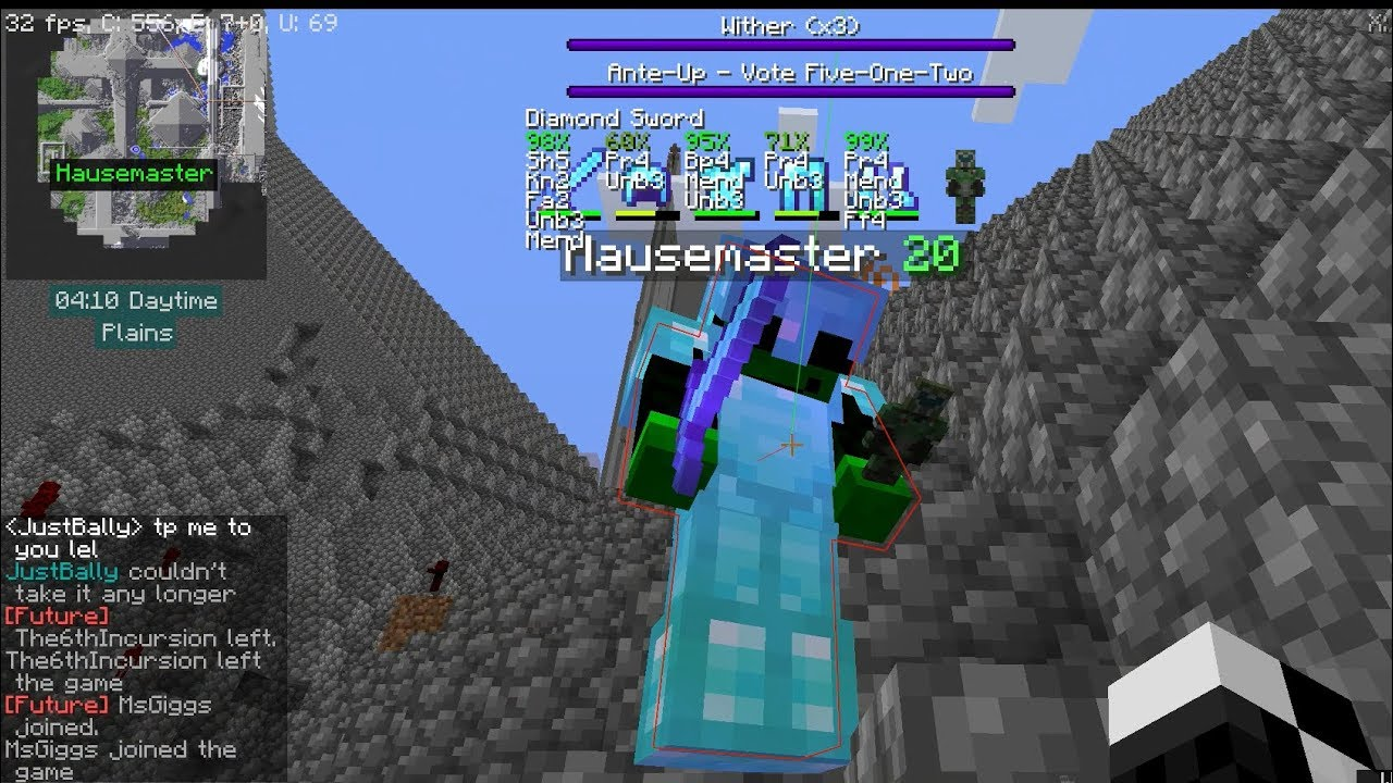 8b8t / Constantiam  Meeting the owner of the Hausemaster account