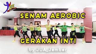 Download lagu SENAM AEROBIC  -  Gerakan INTI  4  By JUA_Jember