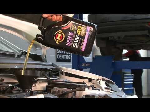 Penrite Oil Australia - TV Commercial