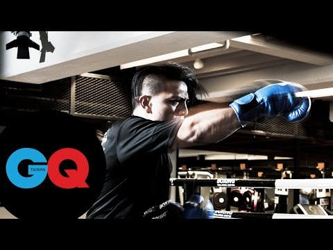 GQ Fitness-Boxing基礎教學