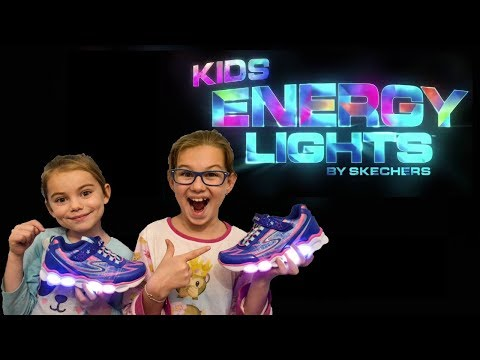 Ewa's NEW SHOES SKECHERS ENERGY LIGHT Review