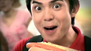 Holiday Cheesedog TVC  MAS MAHABA MAS BIGTIME!