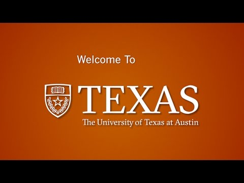 Welcome to UT! | UT Austin International Student Orientation Video