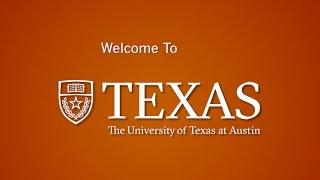 Welcome to UT!   UT Austin International Student Orientation Video