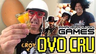 👾 OVO CRU - Red Dead 2 e Hole.io - Irmãos Piologo Games 🥚