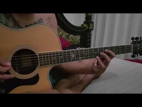Sadness And Sorrow - Fingerstyle.  Cara Bermain Yang Gampang Untuk Pemula (Naruto Sad Music)
