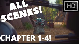Download EVERY Baby Yoda Scene! Episode 1-4! (TOO CUTE) [1080p Full HD] The Mandalorian! Mp3 and Videos