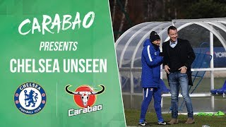 John Terry visits the team, Ruben Loftus-Cheek trains with the U18s | Chelsea Unseen