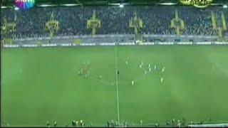 Sporting - 0 Gençlerbirligi - 3  de 2003/2004 Uefa