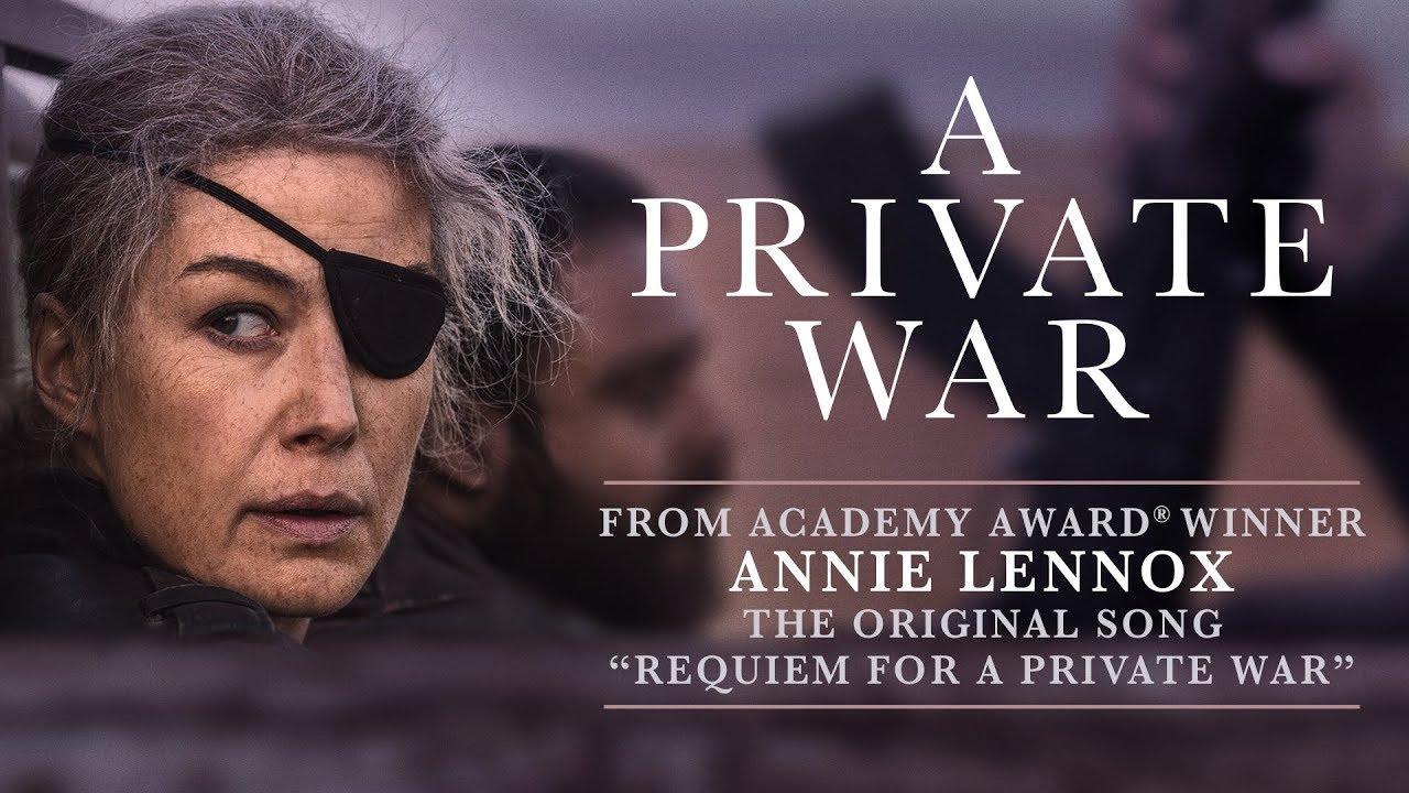 Annie Lennox - Requiem For A Private War - YouTube