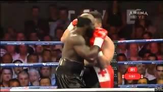 Kimbo Slice vs Shane Tilyard January 2013