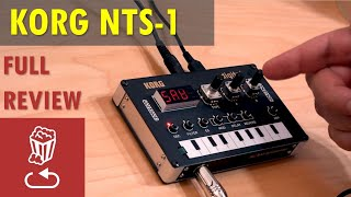 KORG NUTEKT NTS-1: Full review // Here's everything it can do