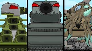 Фото Рейд на БОССА Часть 2 Мультики про танки
