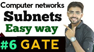 Subnetting in hindi | Subnetting examples | subnetting in networking | computer network subnetting
