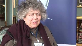 Miriam Margolyes at Names Not Numbers 2011