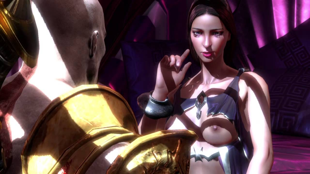 Hudson god of war aphrodite nude pussy pussy bang