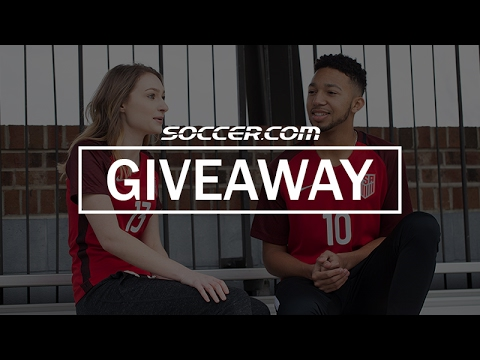 GIVEAWAY: Nike and US Soccer release new 3rd jersey