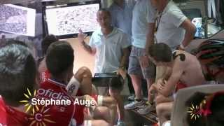 Au coeur de la Team Cofidis sur le Tour de France - Partie 1