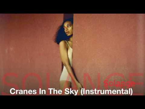 Solange - Cranes In The Sky Instrumental