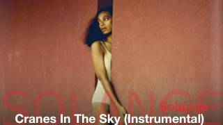 Solange - Cranes In The Sky Instrumental