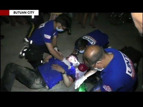 Aksidente sa Butuan at Davao City, nirespondehan ng UNTV News and Rescue