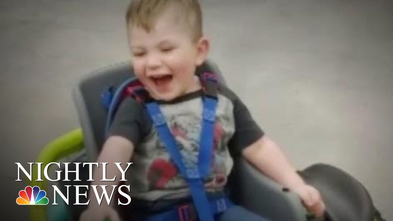 High School Robotics Team Builds Power Wheelchair For 2-Year-Old Boy | NBC Nightly News