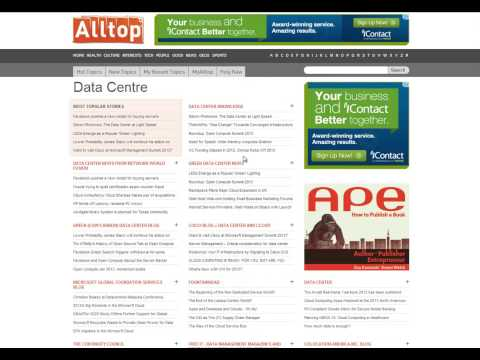 Profitecture Social Tip of the Week, 1/22/13: AllTop Keeps You In the Know