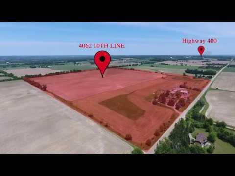 FOR SALE: 4062 Line 10, Bradford West Gwillimbury, Ontario