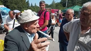 """Стаю Банчев Караиванов (91 г.) разказва как се """"наливаха"""" основите в 1964 г."""