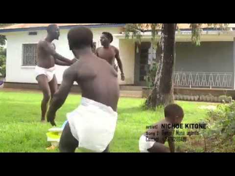 Lustige Afrikaner