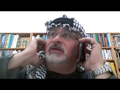 Prof. Norman Ali Khalaf on Radio Angham Palestinian Wildlife 17.2.2015 مقابلة د. نورمان راديو أنغام