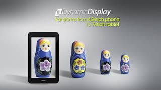 ASUS PadFone mini Commercial