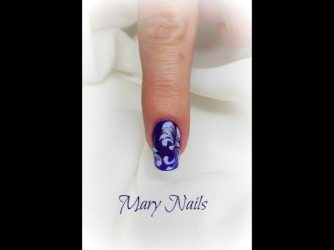 Revolution Fiber gel Dea Nails...ricostruzione unghia quadrata...nail art