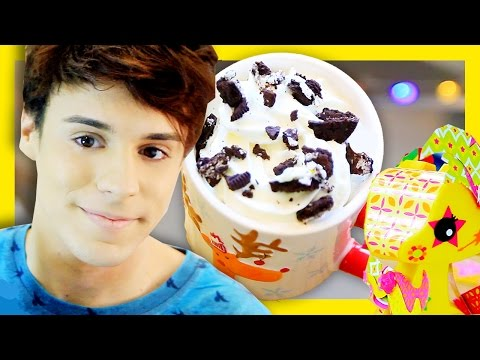 1 MINUTE OREO MUG CAKE & AMIGAMI REVIEW