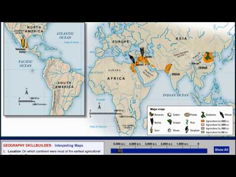 HIST 111 Chapter 1 Lecture The First Civilizations The Peoples of Western Asia and North Africa