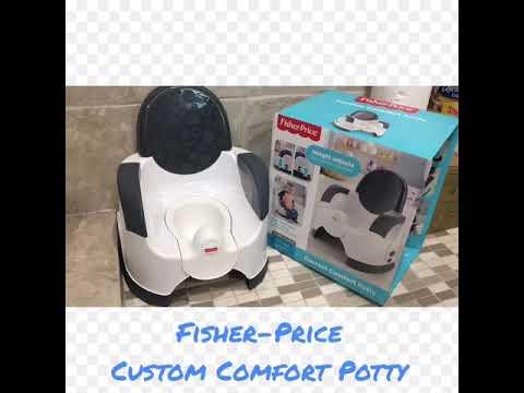 Fisher-Price Custom Comfort Potty Chair