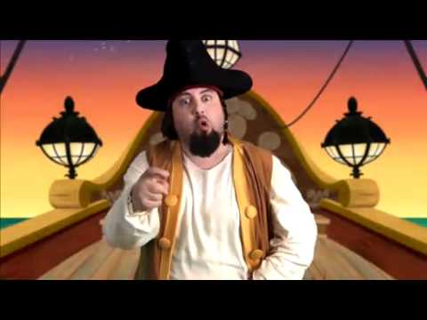 Jake and the Never Land Pirates | Roll up the map! | Disney Junior UK