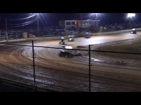Airport Speedway 125cc Feature 9-24-16