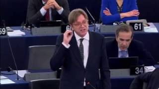 Guy Verhofstadt 05 Apr 2017 plenary speech on BREXIT Negotiations with the UK