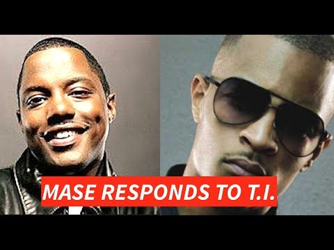 Mase EXPOSES T.I. For Trying to Be Pastor With Eddie Long, MASE Responding to TI Criticizing HIM
