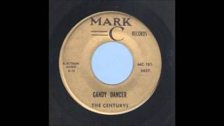 The Centurys - Gandy Dancer - Surf Instrumental 45