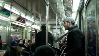 New York City Subway Sing-A-Long