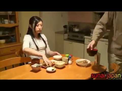 Japan family in law   Daughter in law stayed at home with father in law Ep15