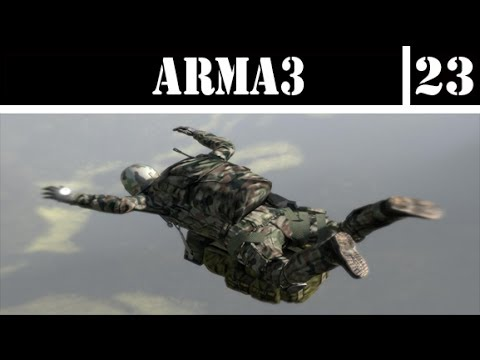 ✖ Arma 3 » Lone Soldier